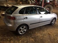 Seat Ibiza BREAKING FOR SPARES