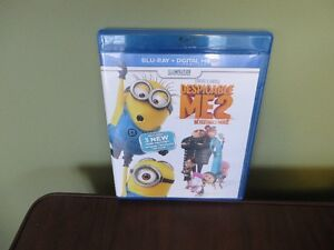 Despicable Me 2 – Blu-ray and Digital Copy