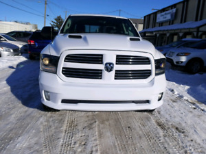 2015 Dodge Ram Sport quad 4X4  ONE OWNER ONLY!!