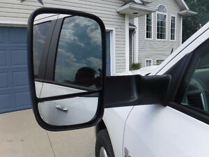 MIRRORS FOR 2015 DODGE RAM PICKUP