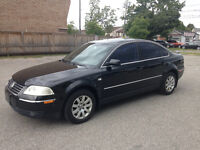 2003 VW Passat 1.8L Turbo....Certified and E-Tested