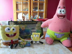 Spongebob Merchandise / toys / plush