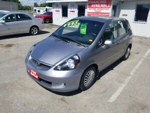 2008 Honda Fit *** FULLY LOADED *** CERTIFIED $4995
