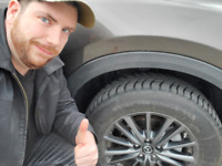 Seasonal Tire Changeover - $60 - I'll come to you!!