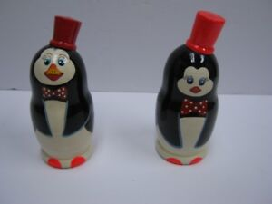 nesting dolls  penguins. $10ea. or both $15. mint condition.