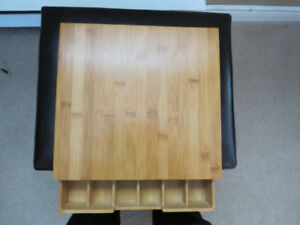 Coffee Pod Storage Drawer and Base for Keurig Coffee Maker