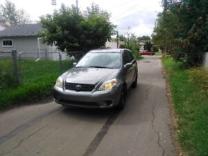 2005 Toyota Matrix Hatchback AWD