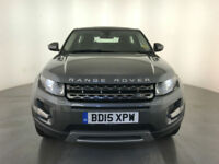 2015 RANGE ROVER EVOQUE PURE T ED4 DIESEL 1 OWNER SERVICE HISTORY FINANCE PX