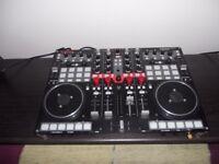 Vestax VCI-400 DJ mixer