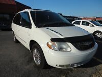 2003 Chrysler Town & Country Fourgonnette, fourgon