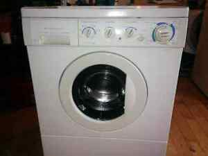 Frigidaire front load washer delivery available