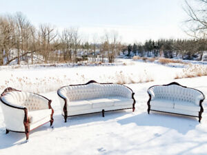 Vintage Furniture Rental - Wedding Decor