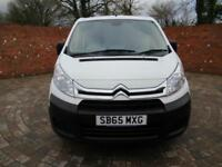 CITROEN DISPATCH L2 H1 2.0 HDI ENTERPRISE LWB 125 BHP AIR CON 3 SEATS