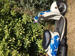 2006 Honda Jazz Scooter