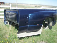 Dodge Cummins boxes, 2003 - 2008, dually & short, 10ft deck