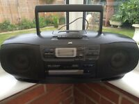 JVC RC-540 cd portable system