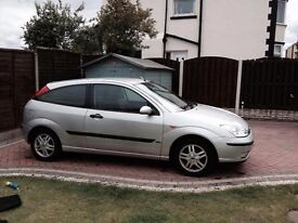 ford focus 1.4 cc. 2001 .. 11 months mot mint condition car. 1.4 cc