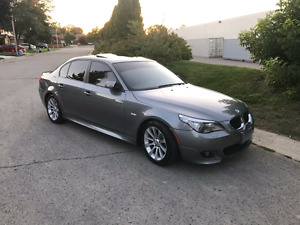 2008 BMW 535I M PACKAGE COME WITH SAFETY AND E TEST
