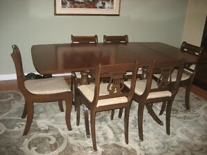 Duncan Phyfe Dining Set Buy Or Sell Dining Table Sets In Ontario Ki