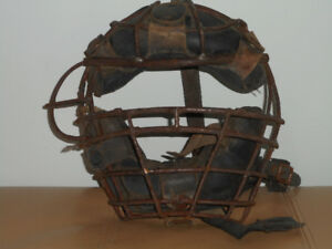 Vintage catchers mask for the collector 50 years young