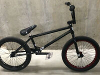 ATF S&M BMX BLACK CUSTOM