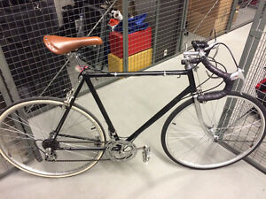 Vintage Road Bike needs loving new home