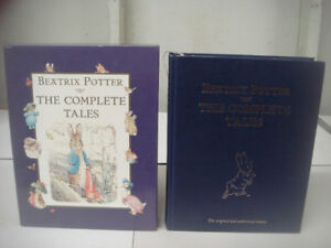 """Beatrix Potter Book With Sleeve The Complete Tales """"400 Pages"""""""
