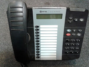 Mitel 5212 IP Phone with Wireless LAN (WLAN) Stand