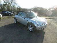 2006 (06) MINI MINI COOPER CONVERTIBLE 1.6 2 OWNERS FROM NEW FSH