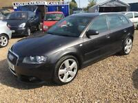 2006 AUDI A3 2.0 TDi S LINE SOLD PLEASE CHECK OUR OTHER LISTINGS