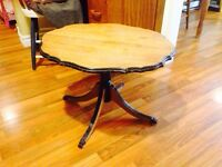 Antique Coffee Table 1920's - 30's
