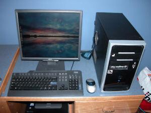 Ddesktop Computer (2.8 Ghz Intel)
