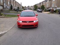 honda civic coupe Lx 2008 58 000km