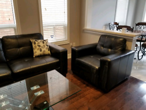 Brand new couches