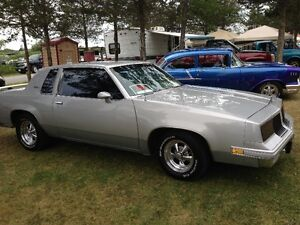 '84 Olds Cutlass - Looking for a good home