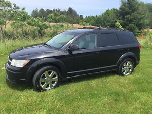 2009 Dodge Journey AWD Premium Cloth Bucket Seats SUV, Crossover