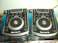 Numark NDX400 CD/USB/MP3 Players