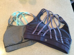 Lululemon Energy Bras