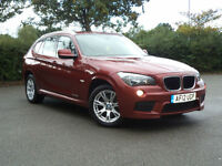 BMW X1 2.0TD sDrive20d M Sport Full History 1 Owner