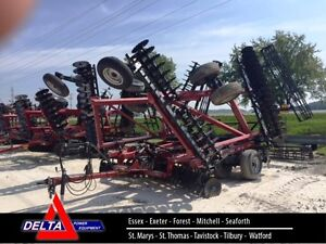 2008 Case IH 330 Turbo Till Disc Harrow