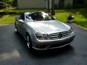 Mercedes CLK350 2009 Convertible