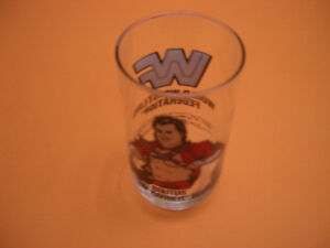 COLLECTIBLE GLASSES FOR SALE MUPPETS, FANTASIA, WWF, ANNIE London Ontario image 3