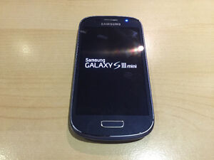 Galaxy S3 mini 8GB G730W8 Bleu ROGER  FIDO