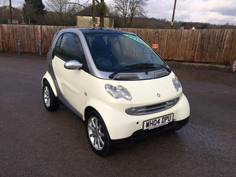 Smart Car Fortwo Passion Softouch In Mangotsfield Bristol