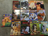 Animal Chapter books- most like new- gifts?? All for $20- Vernon
