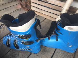 Lang Team 8 ski boots, size 308, $100, good condition
