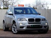 2009 09 BMW X5 3.0 D M SPORT 5D AUTO 232 BHP DIESEL