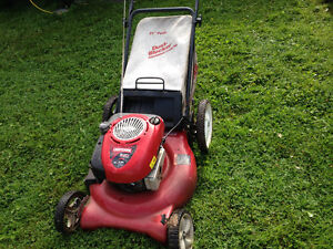 I have a 6.50 craftsman lawn mower