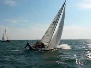 Sailboat - Voilier - Mirage 24