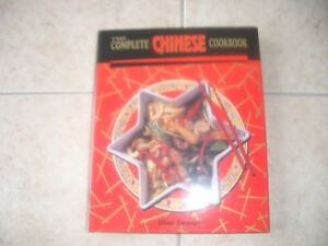 Authentic Chinese Cook Book - Brand New